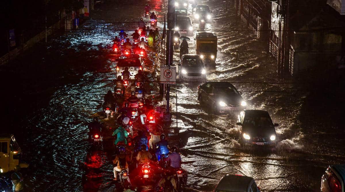 Hyderabad rains, Hyderabad floods, Hyderabad rain, Hyderabad rain photos, Hyderabad rain pics, hyderabad traffic, Hyderabad news