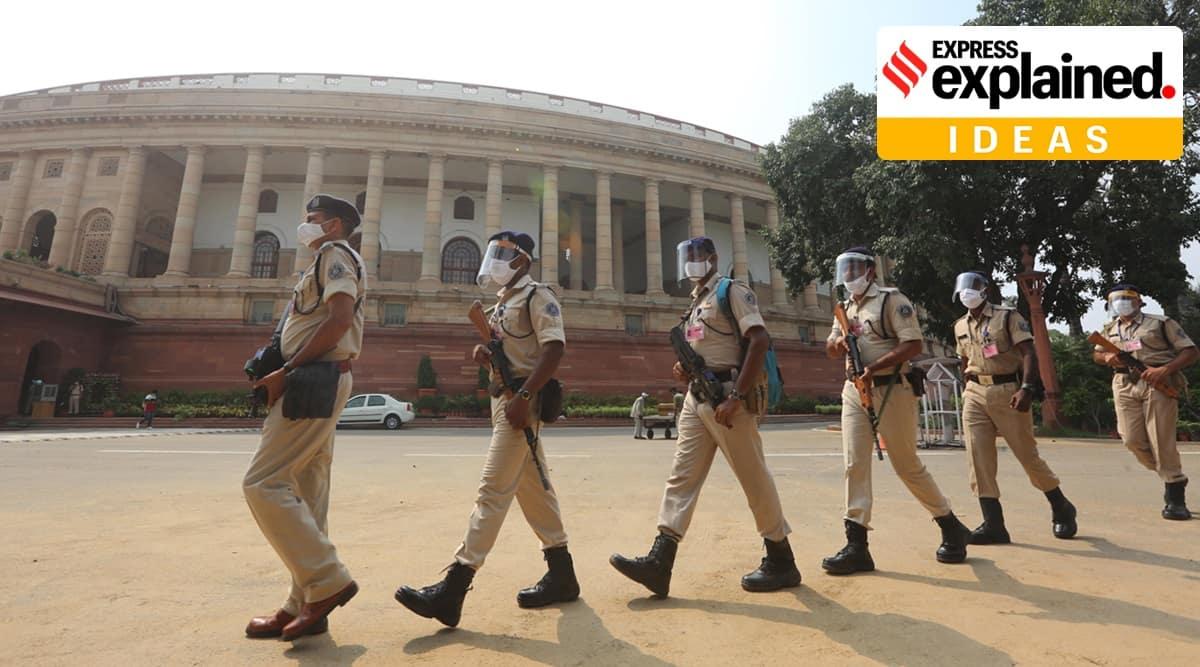parliament, parliament debate, rajya sabha, lok sabha, Christophe Jaffrelot on parliament, indian express