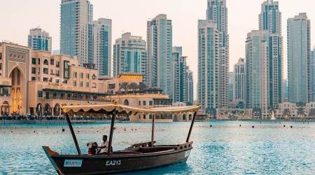 Dubai, remote working from Dubai, Dubai remote work visa, travelling, visa, UAE visa, indian express news