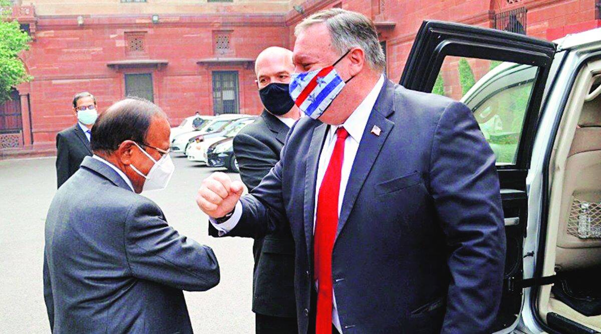 Washington signs key defence pact with Delhi, calls out Beijing