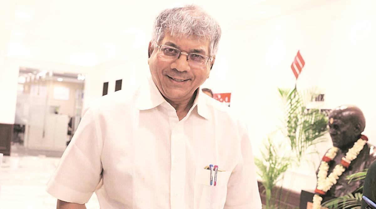 Pune man booked, derogatory comment against VBA chief, Prakash Ambedkar, Pune news, Maharashtra news, Indian express news