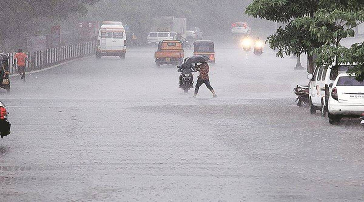 Pune monsoon, pune rains, pune weather, imd, imd pune weather forecast, imd pune rain forecast, indian express news