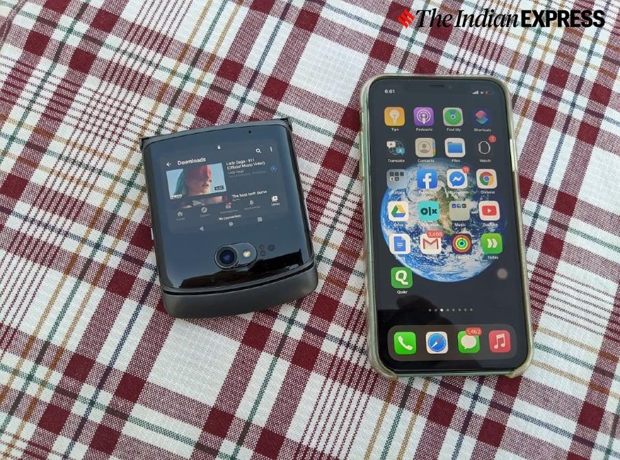 Motorola Razr 5G, Razr 5G price in India, Motorola Razr 5G launch in India, Razr 5G specs, Razr 5G features, foldable phones