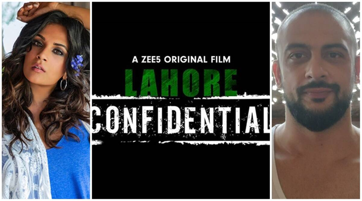 Richa Chadha, Arunoday Singh ZEE5 spy thriller Lahore Confidential