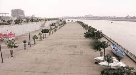 Sabarmati Riverfront Phase 2, Sabarmati river development plan, Ahmedabad news, Gujarat news, Indian express news