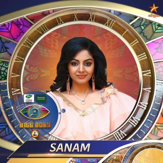 Sanam bigg boss tamil 4