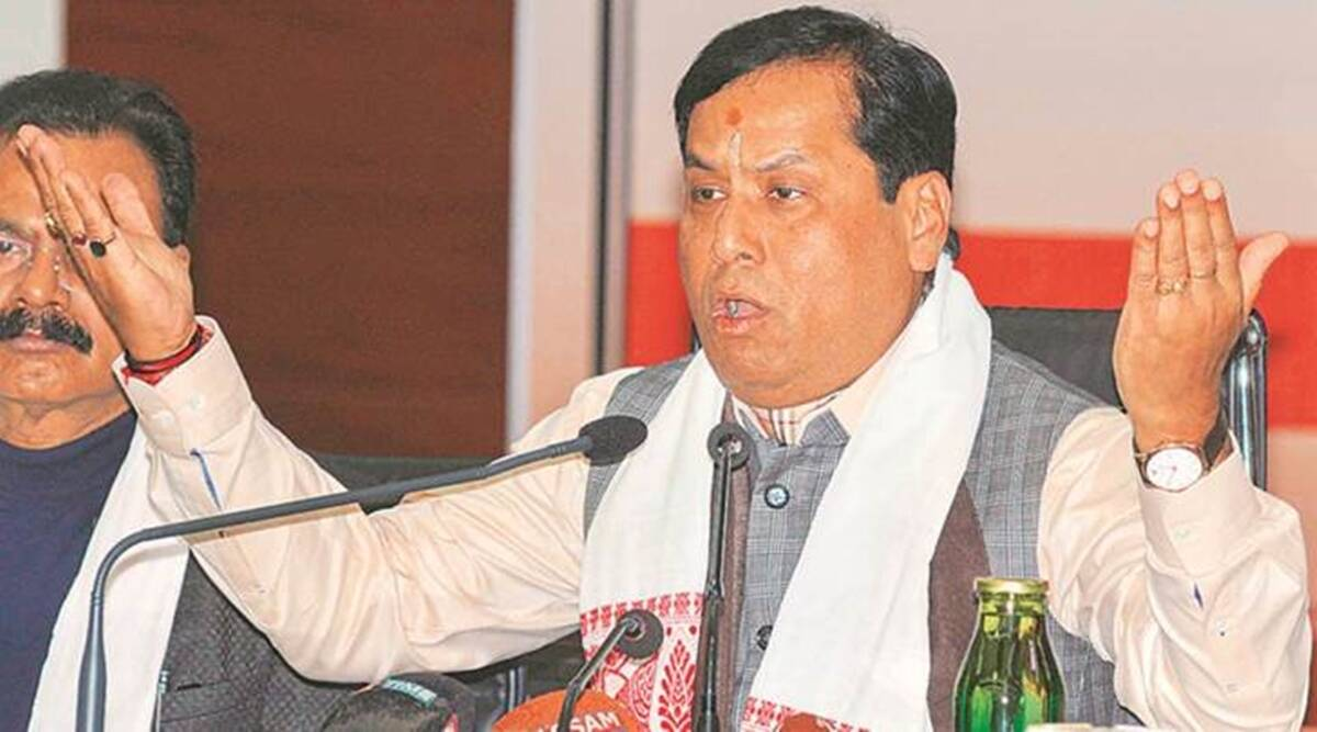 Assam Question Paper Leak, Assam Chief Minister, Sarbananda Sonowal