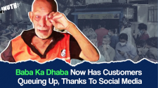 Baba Ka Dhaba Now Has Customers Queuing Up, Thanks To Social Media