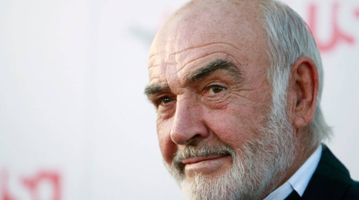 Sean Connery dead