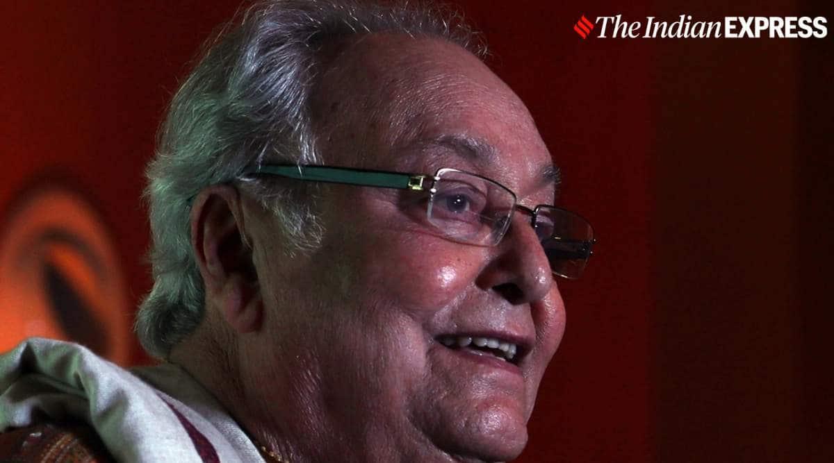 soumitra chatterjee health update