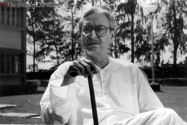 soumitra chatterjee in pather saathi