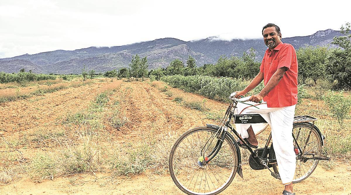 Sridhar Vembu, zoho corporation, zoho corporation silicon valley, silicon valley star, tamil nadu teacher, tamil nadu rural school, indian express