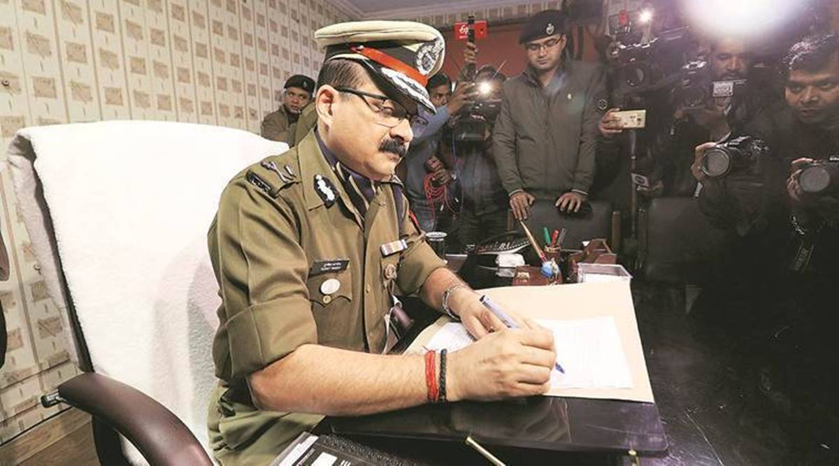 Lucknow Police Commissioner test covid positive, Lucknow coronavorus cases, UP covid cases, UP news, Lucknow news, Indian express news