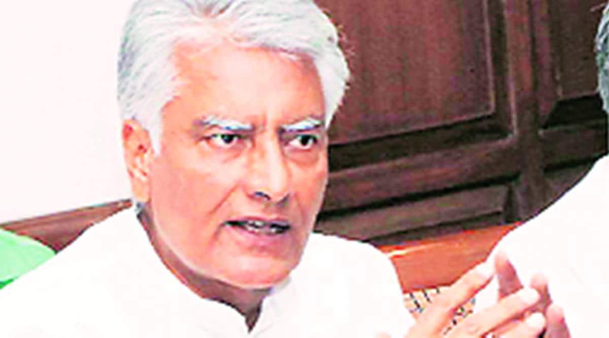 Sunil Jakhar on Rawat's comment, Harish Rawat, Punjab congress, CHandigarh news, Punjab news, Indian express news