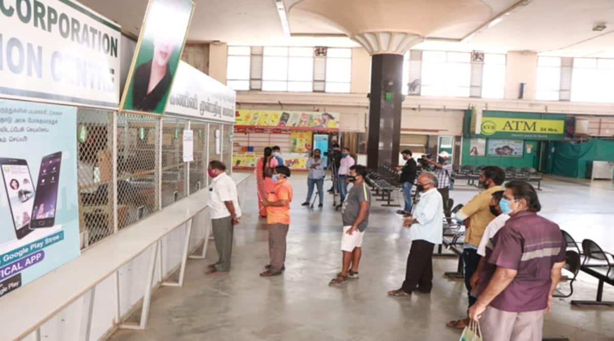 Tamil Nadu, Chennai, Trains, Railway Station