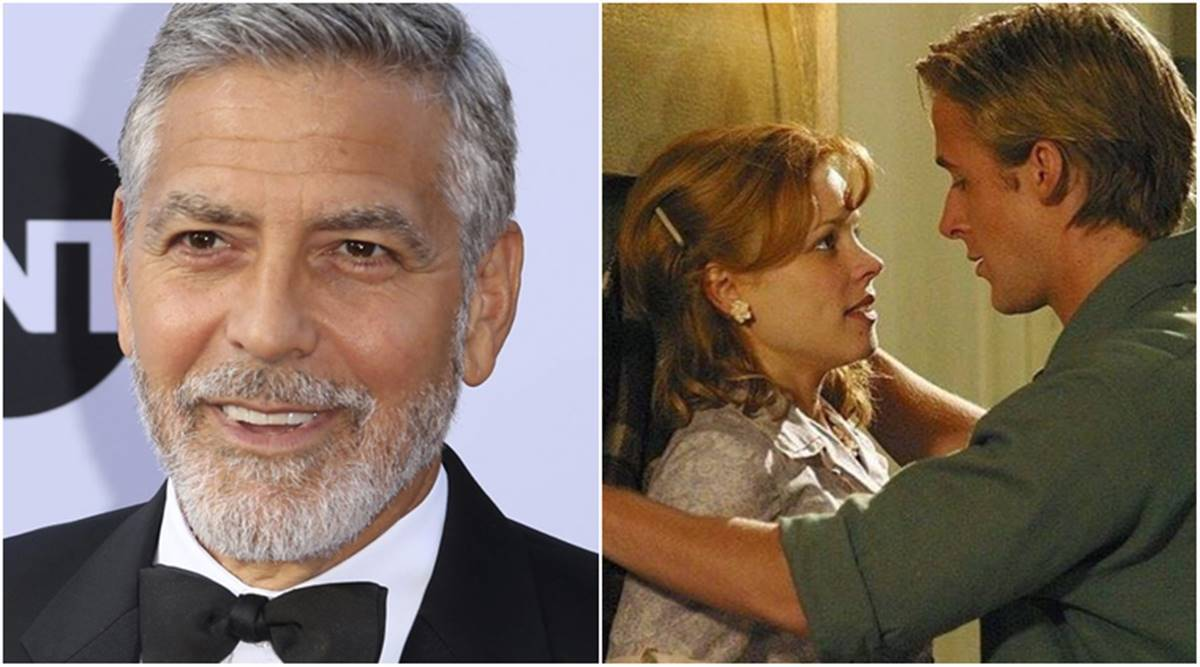 George Clooney on The Notebook
