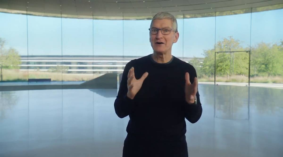 Apple chief executives on the view list in the Epic Games