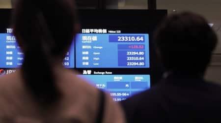 Tokyo Stock Exchange, Japan stock market, Japan markets, Indian Express
