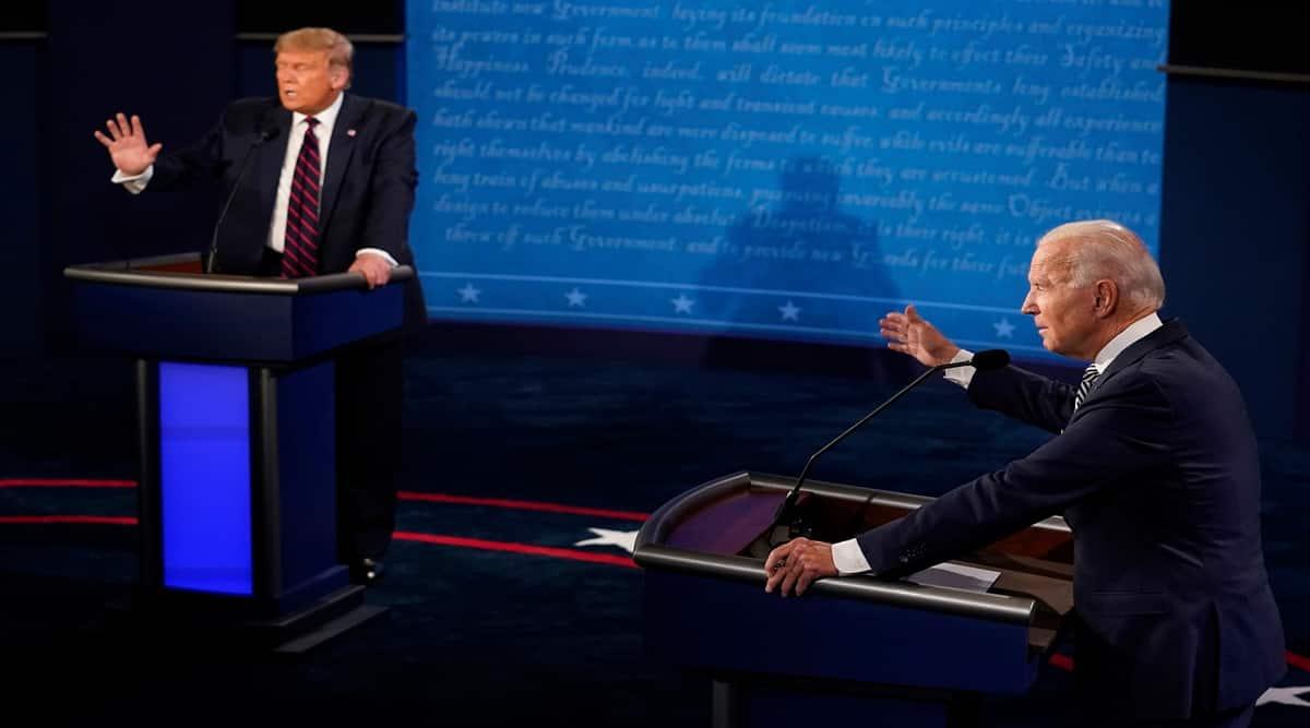 https://images.indianexpress.com/2020/10/Trump-Biden-Debate-1.jpg