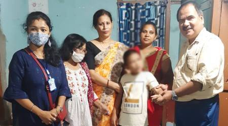 Missing Up boy found in Assam, UP boy found after 5 years, telangana Police, sofware, Missing person's tracing , UP news, Assam news, Indian express