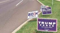 US Elections: All eyes on this prize: Red & Blue collide in purple Pennsylvania