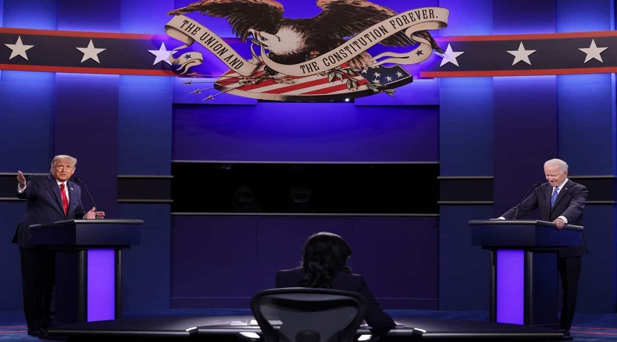 US elections, Donald Trump, Joe Biden,