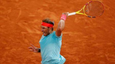Rafael Nadal, French Open