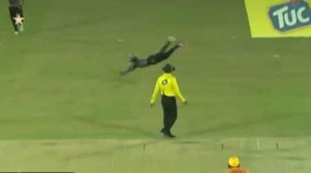Mohd Rizwan, Rizwan's catch