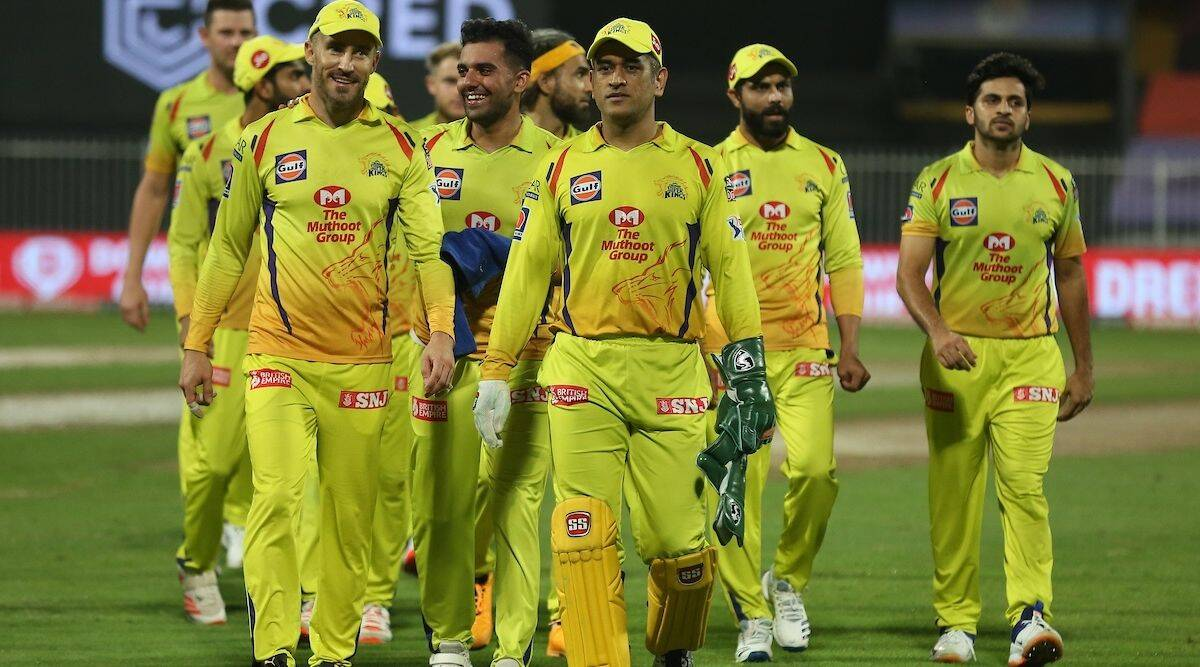 We have not played to our potential this season: CSK captain MS Dhoni |  Sports News,The Indian Express