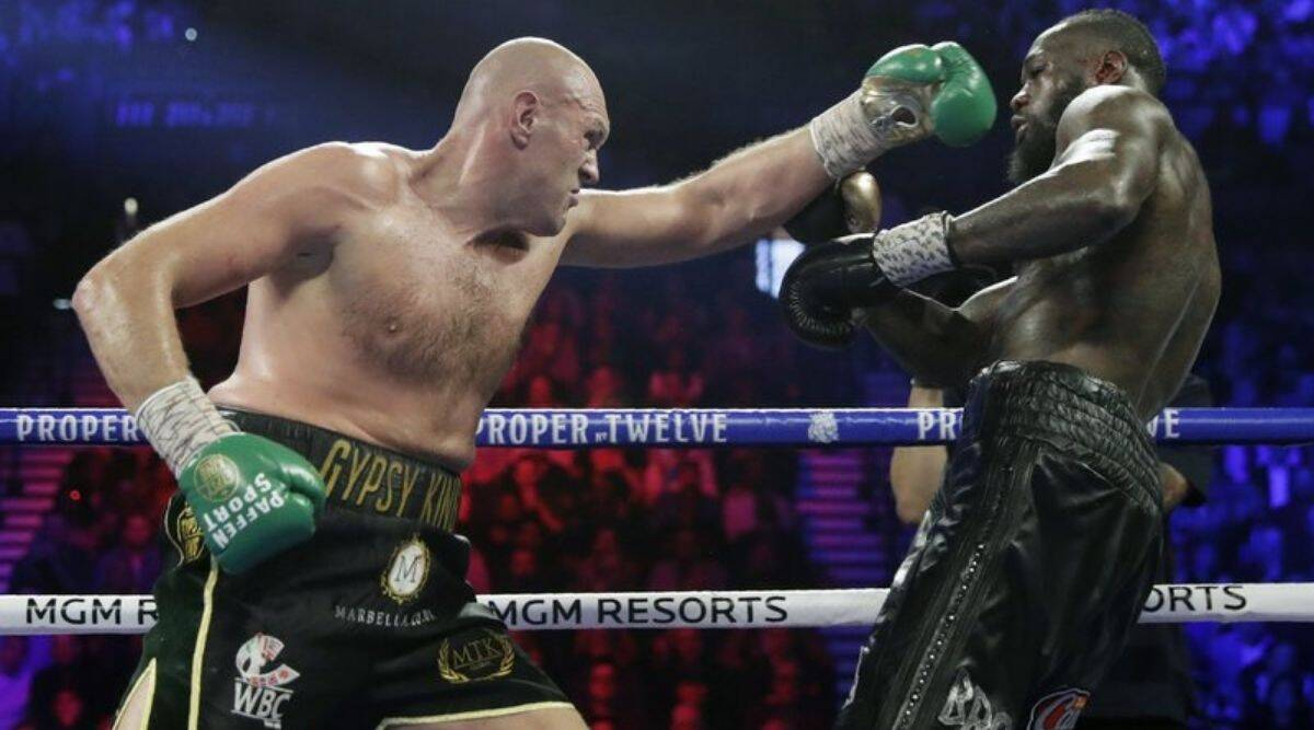 Tyson Fury, heavyweight championship boxing