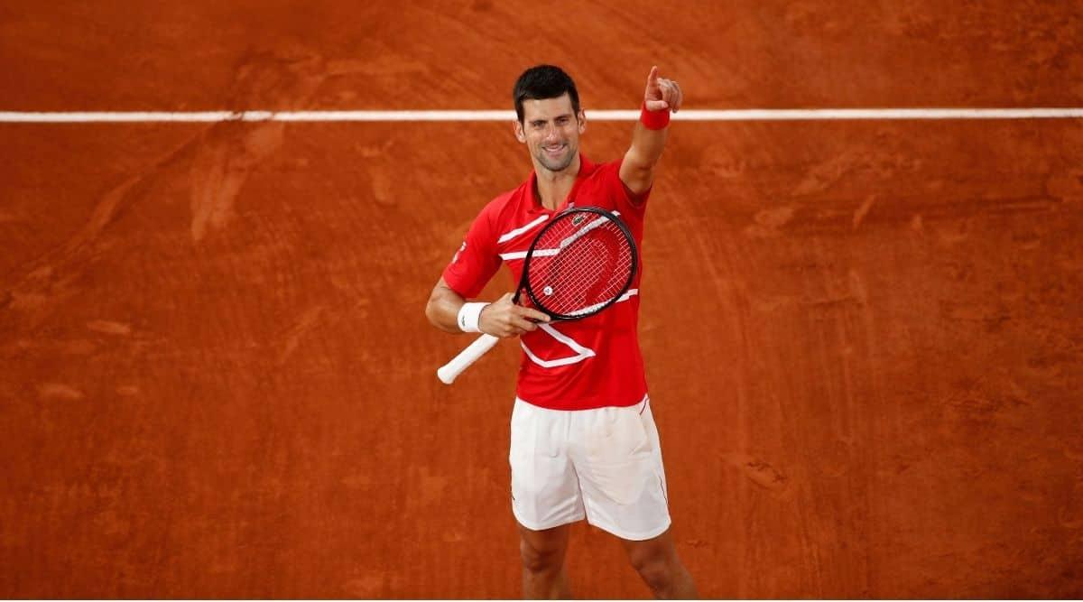 Djokovic, French Open final