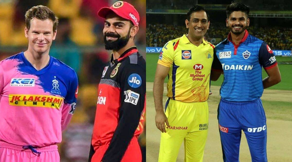 IPL 2020, Double headers, RR vs RCB, CSK vs DC