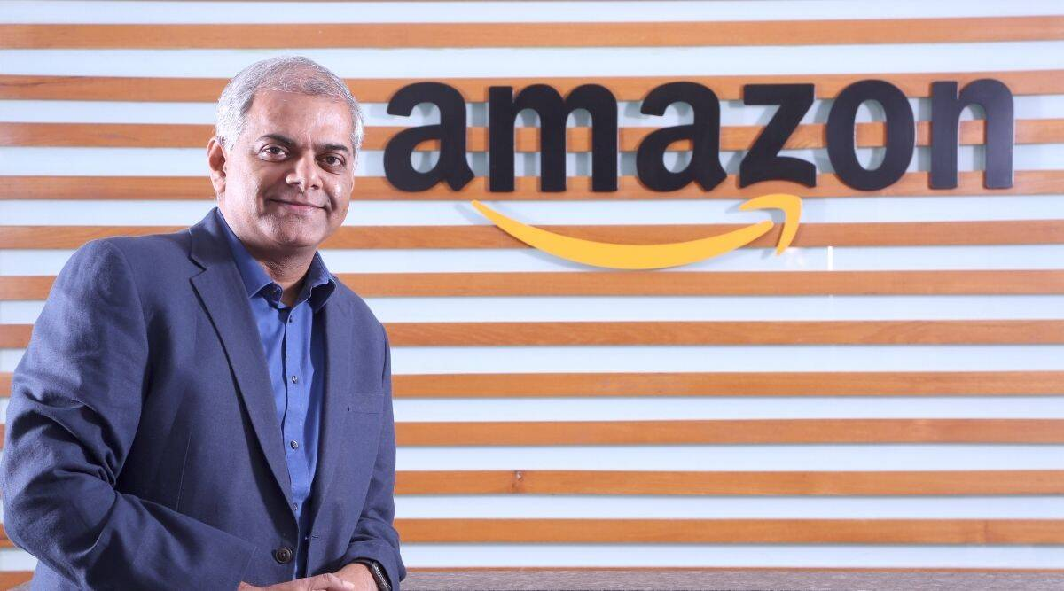 Amazon, Amazon Great Indian Festival sale, Amazon Great Indian Festival, Amazon sale, Amazon India, Amazon India sale, Amazon India VP, Amazon India VP Manish Tiwary, Amazon India SMBs, Small and Medium Business enterprises