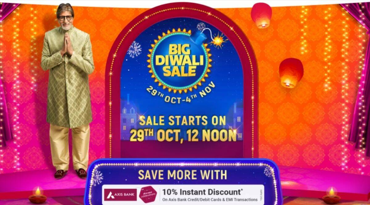 Flipkart, Flipkart Big Diwali sale, Flipkart Big Diwali sale deals, Flipkart Big Diwali sale dates, Flipkart Big Diwali sale offers, iPhone XR deals, iPhone SE deals, Motorola Razr, Flipkart sale, Flipkart Diwali sale