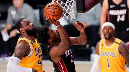 Lakers vs Heat, NBA Finals 2020