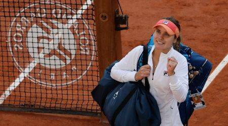 Sofia Kenin, French Open
