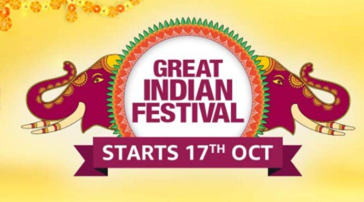 Amazon, Amazon Great Indian Festival sale, Amazon Great Indian Festival sale dates, Amazon Great Indian Festival sale start, Flipkart Big Billion Days sale, Amazon Great Indian Festival sale deals, Amazon Great Indian Festival sale offers, Amazon Great Indian Festival sale card offers