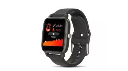 Hammer Pulse, Hammer Pulse COVID-19 smartwatch, Hammer Pulse launched, Hammer Pulse price, Hammer Pulse price in India, Hammer Pulse specs, Hammer Pulse specifications, Hammer Pulse features