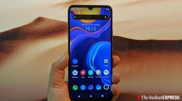Vivo v20, vivo v20 design, vivo v20 first look, vivo v20 camera, vivo v20 selfie camera, vivo v20 price, vivo v20 features