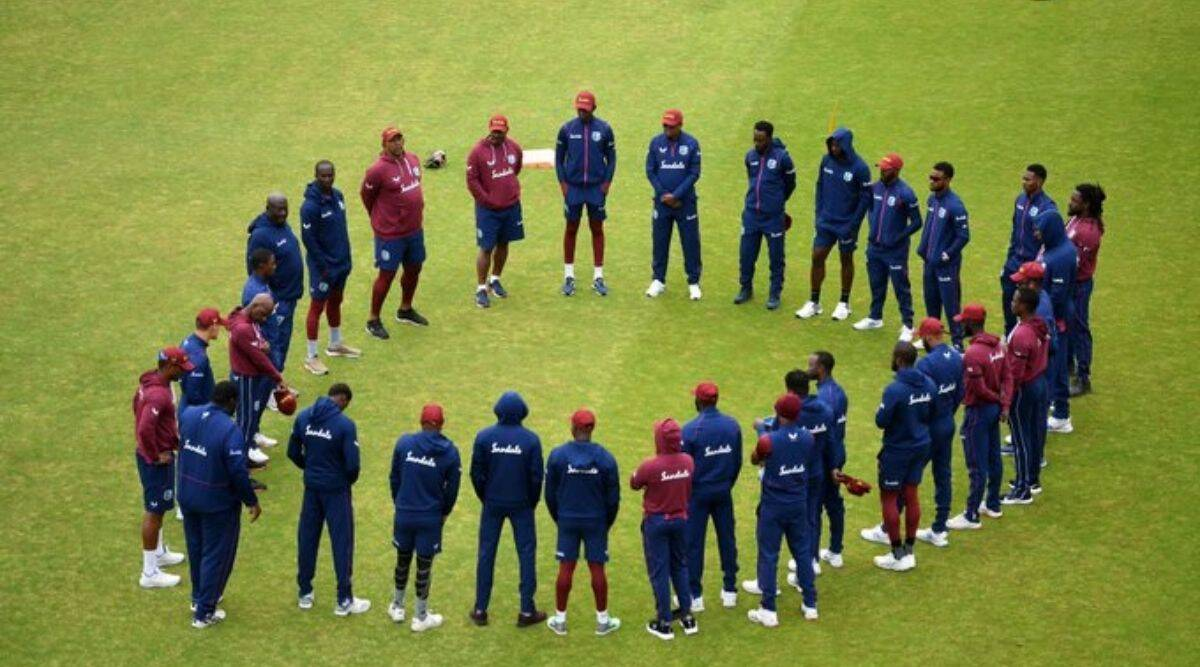 WI vs NZ, Windies Test Team