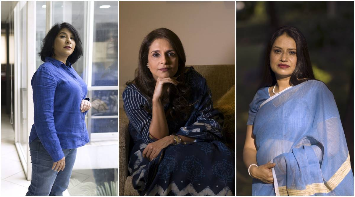 India's largest bankruptcy case, Three women lawayers, India's women lawyers, From left, Shally Bhasin, Ruby Ahuja and Misha, Lakshmi Mittal, Essar Steel, ArcelorMittal