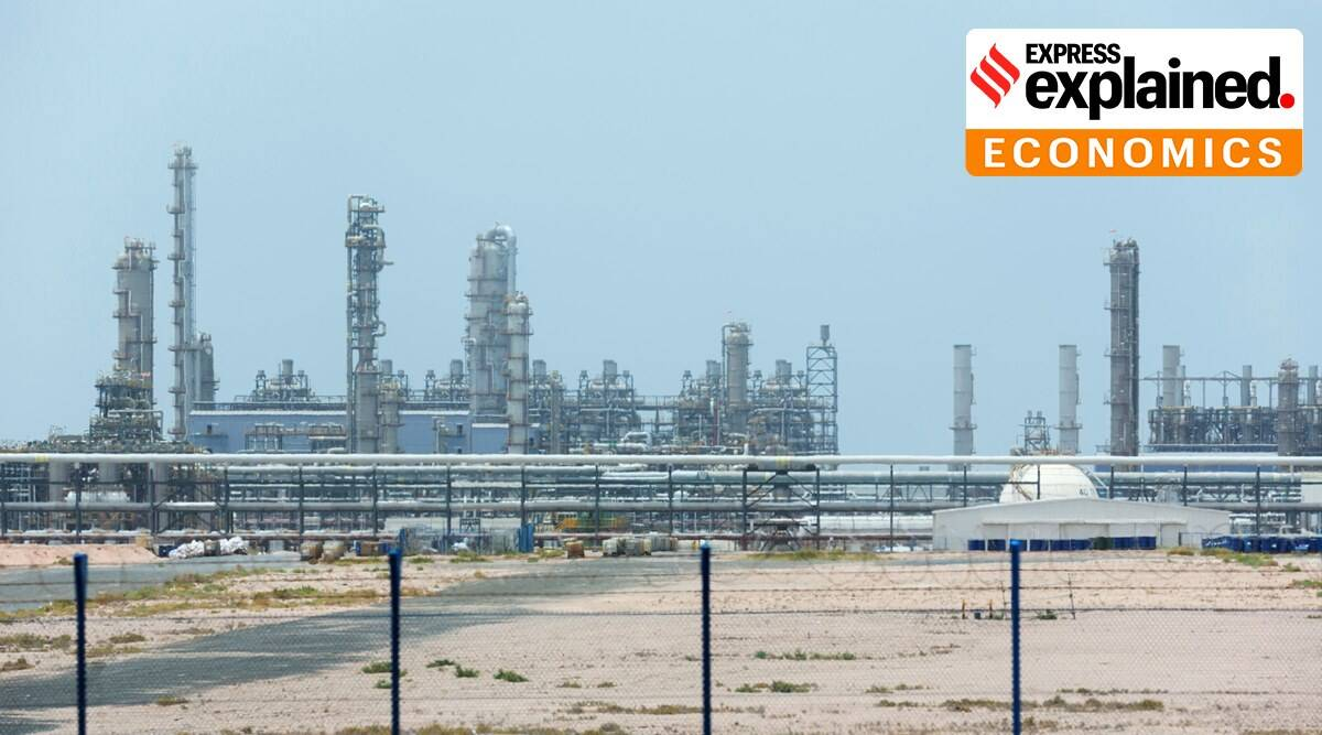 Abu Dhabi oil company investment in India explained, ADNOC investment in India, India oil, Abu Dhabi oil, Indian Express