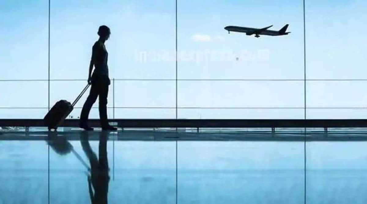 Indian Railways, Railway passengers, air traffic smaller cities, air traffic report 2020, indian railways covid-19, coronavirus lockdown railways, Indian express