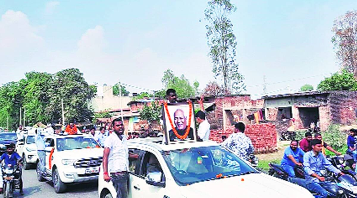 former BJP MLA Janmejay Singh, Deoria Assembly, Deoria Assembly by polls, Ajay Pratap Singh Deoria Assembly bypolls independent candidate, Janmejay Singh son Ajay Pratap Singh bypolls independent candidate, indian express news