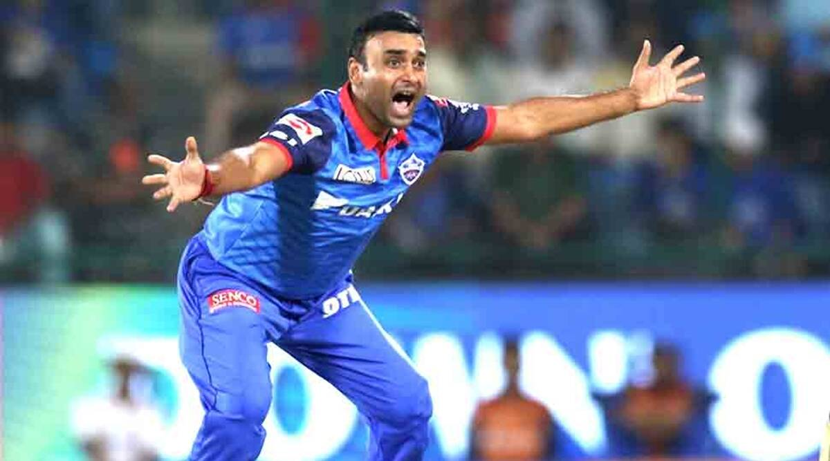 IPL 2020: Delhi Capitals leg-spinner Amit Mishra out with fractured finger | Sports News,The Indian Express