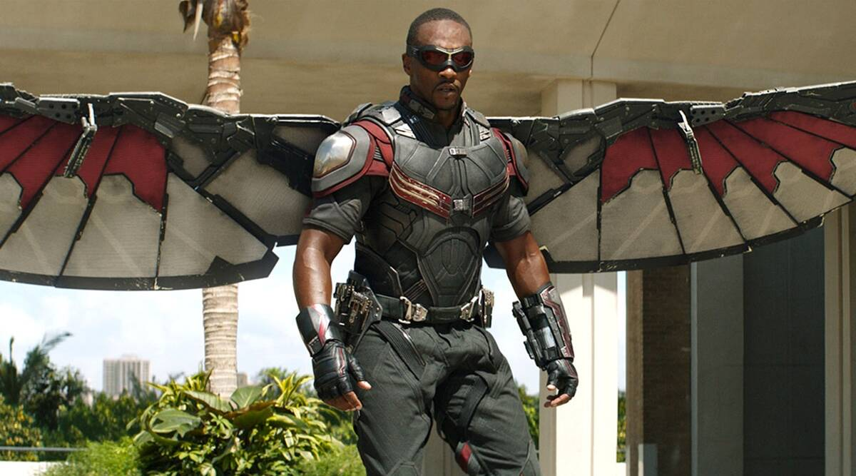 Anthony Mackie, falcon and the winter soldier, falcon and the winter soldier