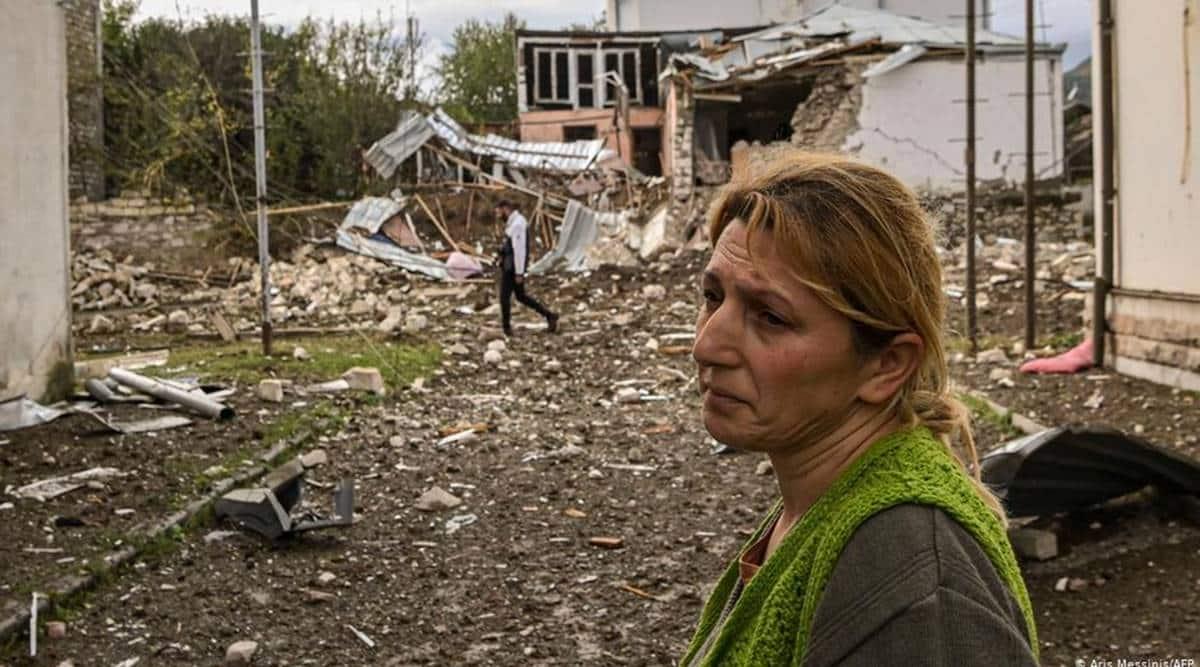 EU voices 'extreme concern' over Nagorno-Karabakh breaches