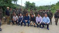 Mizoram will not withdraw forces from Assam border: Minister