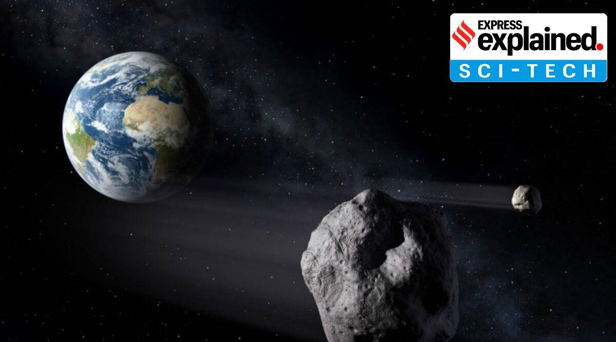 asteroid 2018VP1, astrophysicist Neil deGrasse Tyson, Election Day Asteroid, November asteroid, what is asteroid 2018VP1, asteroid US elections, indian express