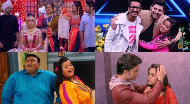 top 5 shows, tv shows trp